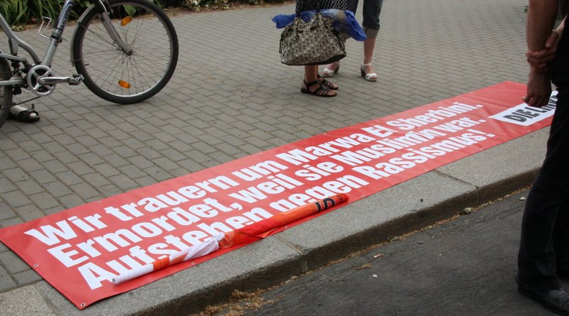 Wir trauern um Marwa El Sherbini - Die Linke