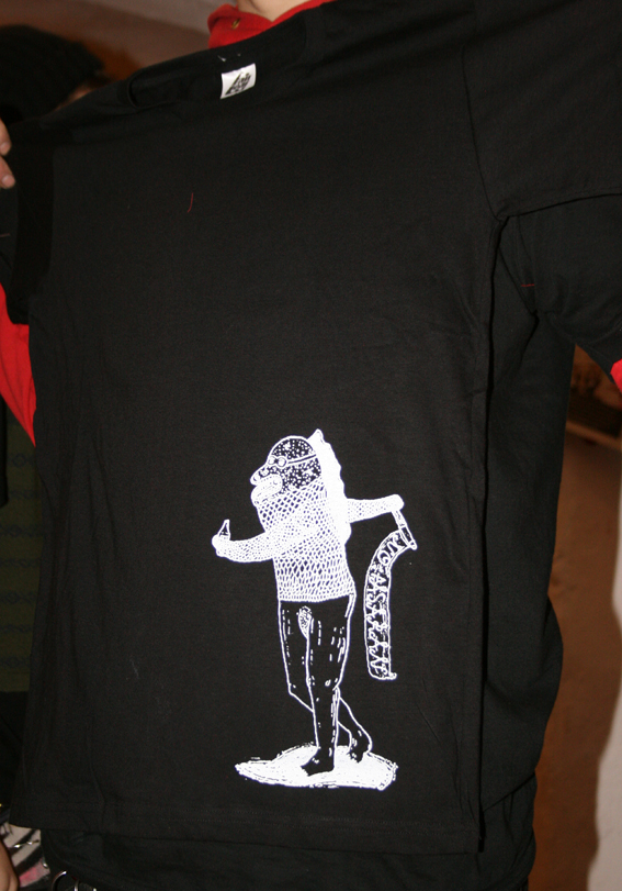 No pasarán Soli-T-Shirt Motiv Fisch